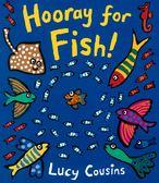 Hooray For Fish! 跟著小魚游大海 硬頁書