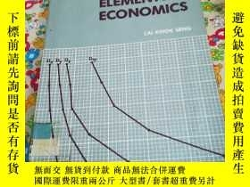 二手書博民逛書店ESSENTIAL罕見ELMENTS OF ECONOMICS