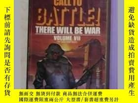 二手書博民逛書店《罕見There Will Be War 》J. E. Pour