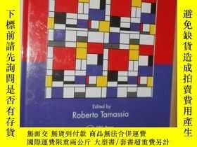 二手書博民逛書店Handbook罕見of Graph Drawing and V