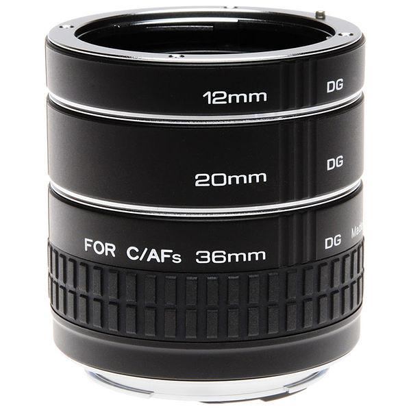 ◎相機專家◎ Kenko EXTENSION TUBE SET DG 接寫環 for Canon 正成公司貨