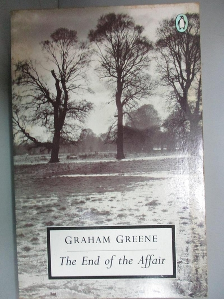 【書寶二手書T1/原文小說_NEN】The End of the Affair_Graham Greene