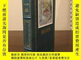 二手書博民逛書店近罕見!【包 】Blues,《藍調   布魯斯》,John He