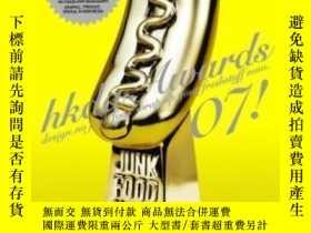 二手書博民逛書店Hkda罕見Awards - Vol. 2 No Junk Food - (hong Kong Design Aw