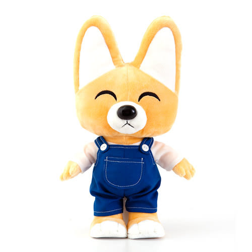 Pororo快樂小企鵝絨毛玩具-艾迪_ RR16047