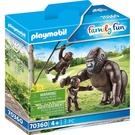 playmobil 動物園 大猩猩_PM70360