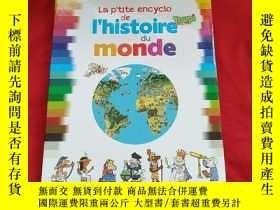 二手書博民逛書店La罕見p tite encycio de i histoire du mondeY179070 La p t