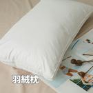 【水鳥羽絨枕】五星飯店指定款 100%羽毛 超蓬鬆 枕頭 飯店枕頭 台灣製 棉床本舖