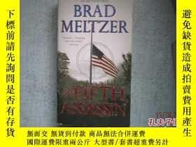 二手書博民逛書店英文原版書罕見BRAD MELTZER THE FIFTH AS