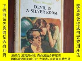 二手書博民逛書店Devil罕見in a Silver RoomY146810 V
