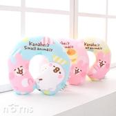 【Kanahei U型頸枕 彩印款】Norns 正版授權 卡娜赫拉 護頸枕 絨毛午安枕 旅行抱枕 飛機枕 玩偶娃娃