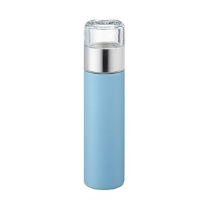 丹麥PO:攜帶式保溫泡茶杯天空藍240ml