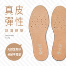 【無味熊】真皮彈性 除臭鞋墊 (6雙)...