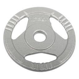 手抓孔槓片2.5KG(二入)/槓鈴片/啞鈴片/組合式槓片/重量訓練