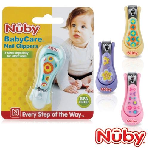 Nuby 安全指甲剪(款式任選)
