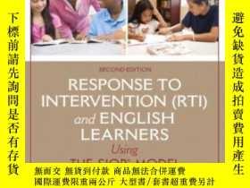 二手書博民逛書店Response罕見To Intervention (rti) And English Learners: Usi