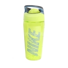Nike 水壺 Flip-Top Water Bottle 16oz 黃綠 藍 推蓋式 473ml 運動休閒 【PUMP306】 NOBE771-216