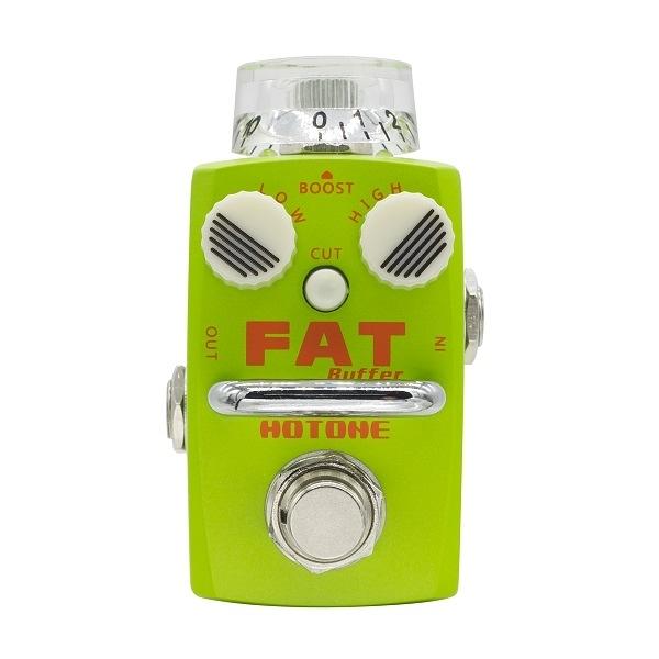 Hotone FAT Buffer Preamp 效果器 總代理公司貨 保固一年