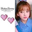 【免運到手價$98】日韓甜美氣質粉色少女...