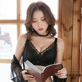 性感內衣女無鋼圈小胸聚攏收副乳上托胸罩薄款大碼調整型文胸【時尚大衣櫥】