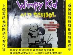二手書博民逛書店罕見~Diary Of A Wimpy Kid Book 10小