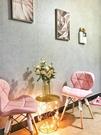 椅子靠背北歐家用簡約伊姆斯餐椅網紅美甲化妝書桌椅懶人ins凳子