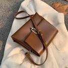 斜背包/側背包 洋氣小包包女2020流行新款潮時尚百搭ins斜挎包網紅高級感小方包