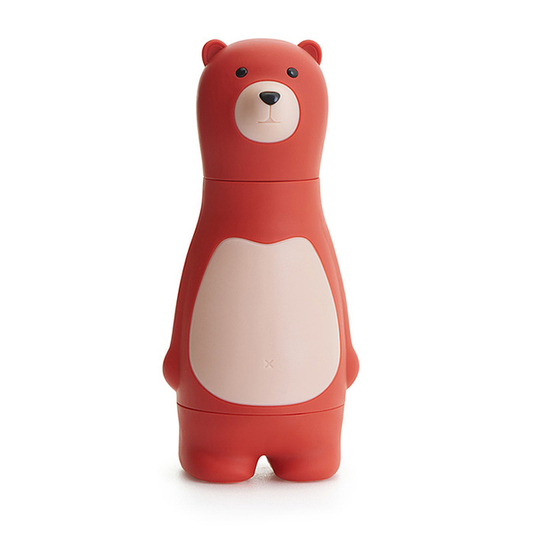 iThinking愛心進_Bear Papa寂輪螺絲起子(紅棕色)