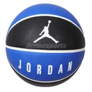 Nike 籃球 Jordan Playground 8P No.7 藍 白 黑 喬丹 標準7號球 室外 【ACS】 J000264502-907