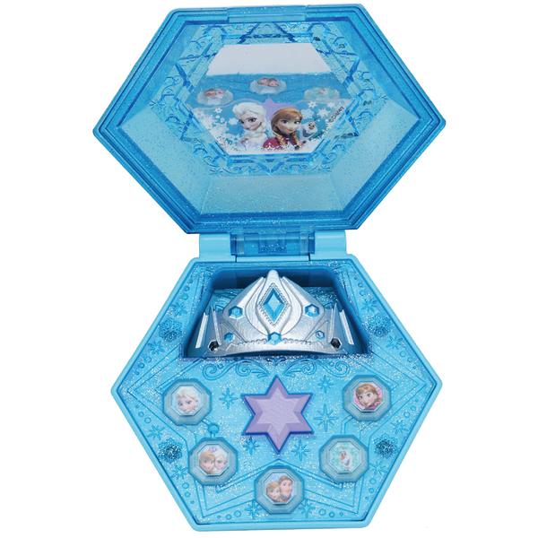 冰雪奇緣2 閃亮亮音樂飾品盒