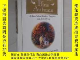 二手書博民逛書店英文原版罕見A Wise,Blue Autumn by Dona