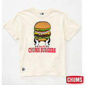 CHUMS CHUMS Burgers 短袖T恤-象牙白 【GO WILD】