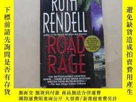 二手書博民逛書店ROAD罕見RAGE RUTH RENDELLY2931 Ruth Rendell Random House