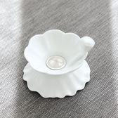 陶瓷茶濾茶漏功夫茶具過濾器不銹鋼濾網 LQ5438『夢幻家居』