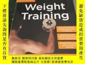 二手書博民逛書店weight罕見trainungY179763 看圖 看圖