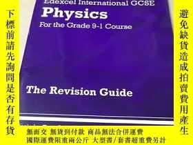 二手書博民逛書店Edexcel罕見International GCSE Physics Revision Guide with O