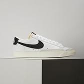 Nike W Blazer Low 77 女 白 經典 基本 運動 休閒鞋 DC4769-102