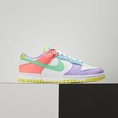 Nike W Dunk Low SE Easter 女 彩蛋配色 低筒 經典 休閒鞋 DD1872-100