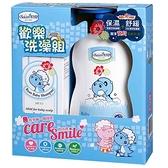 Baan貝恩 - 泡泡香浴露1000ml+嬰兒洗髮精200ml 歡樂洗澡組