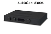 【台北視聽劇院組合音響】英國 AUDIOLAB 8300A  綜合擴大機 另售8300CD