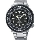 SEIKO Prospex 太陽能200米潛水錶-黑