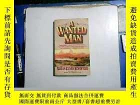 二手書博民逛書店A罕見WANTED MAN【編號:W 3】Y6332 SUSAN