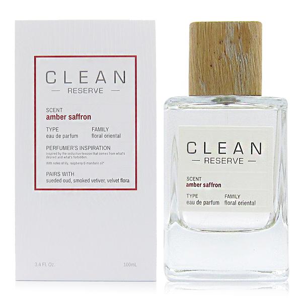 CLEAN RESERVE Amber Saffron 琥珀藏紅花淡香精 100ml [QEM-girl]