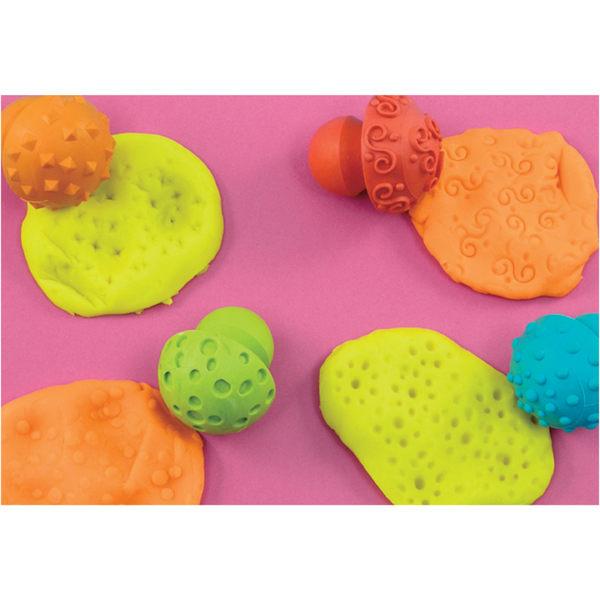 香菇造型印章 兒童幼兒教具教學道具彩繪著色畫圖用具親子同樂綜合活動藝術與人文