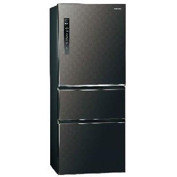 【Panasonic 國際牌】500公升三門變頻冰箱 nr-c500hv-K(星空黑)