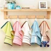 【3條裝】毛巾洗臉面巾純棉成人兒童超柔軟吸水家用【古怪舍】