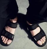 承發涼鞋男潮流夏時尚外穿韓版休閒學生青年沙灘鞋越南涼拖鞋 京都3C