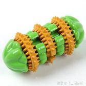 狗狗玩具耐咬漏食器阿拉斯加哈士奇邊牧拉布拉多大型犬訓練球「潔思米」
