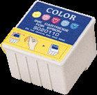 EPSON相容墨水匣S020110/S020193(T053) 彩色 適用印表機型號Photo700/710/720/750/EX/EX2/EX3 IP100 photo EX5