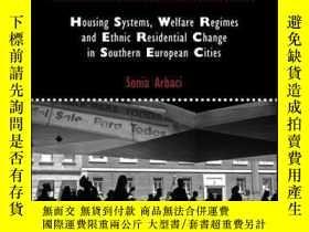 二手書博民逛書店Paradoxes罕見of Segregation: Housing Systems, Welfare Regim